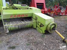 Bale presses Claas Markant 60