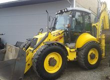2008 Excavator New Holland B115