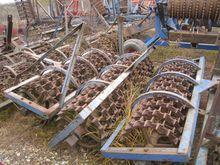 Mouldboard rollers, 5.6 m.