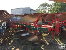 Reversible plow Kverneland F, 4
