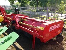 Used Vines shredder
