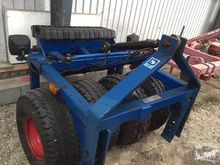 Used Wheel roller wi