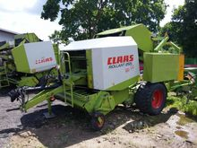 Roller press with coil Claas Ro