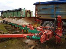 Reversible plow Kverneland EG 1