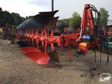 """Reversible plow """"Kuhn 152 vari"""