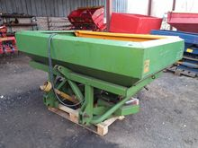 The fertilizer spreader Amazone