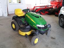 A self-propelled lawn mower Joh
