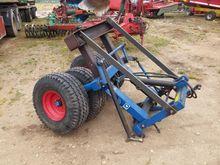 Wheel roller Dal-Bo, 1.35 m.