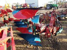 Reversible plow Kverneland LS 9