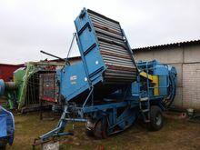Used Potato digging