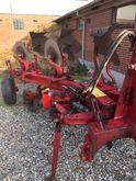 Reversible plow Kongskilde, 3x3
