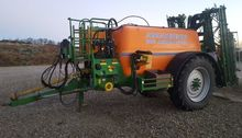 Trailed sprayer Amazone UG 4500
