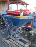 Fertiliser spreader Bogballe 60