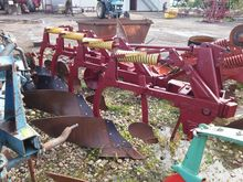 Skjold Plough with spring prote