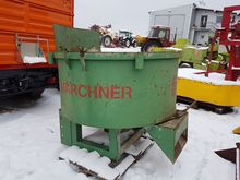 """Feed - concrete mixer """"MSW BM 1"""