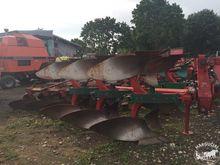 Reversible plow Kverneland F, 3
