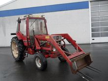 Used 1984 Tractor Ca