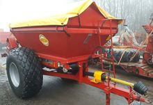 "The fertilizer spreader ""Bredal"