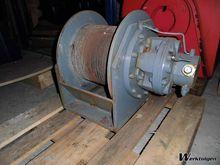 DEGRA 2,5 ton hydraulische lier
