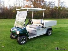Club Car werkpaarden