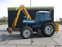 Used Ford 6710 in He