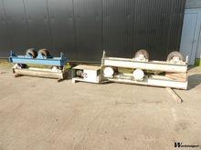 SAF Turning gear 40 ton