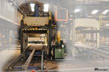 Valette 410 Ton panel press