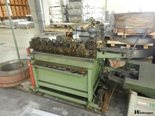 Used WMW rollforming