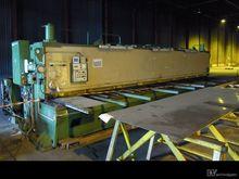 LVD MVS 8050 x 6/4 mm CNC