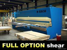 Haco PSX 6200 x 6 mm CNC