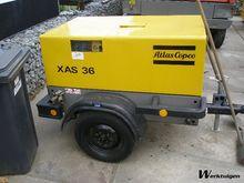 2004 Atlas-Copco XAS 36 Yd