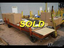 Loading trolley 10 ton
