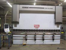 Ermak 320 ton x 4100 mm CNC