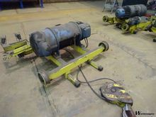 Used Demag 10 ton P-
