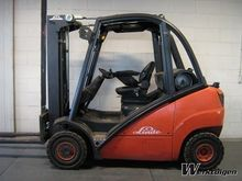 Used 2002 Linde H25T