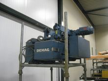 1988 Demag DH EX320 H12 staaldr
