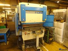 Used LVD PPBL 40 ton