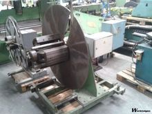 Used Bauer decoiler