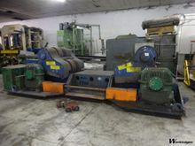 Bode 250 ton welding positioner