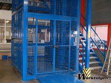 Hub-Lift Goederenliften op maat