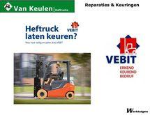 Used Van Keulen Heft