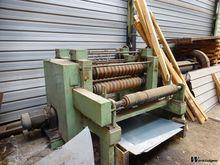 Eichener straightening corrugat