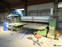 Favrin 4050 x 2 mm CNC