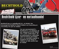 Bechthold Iron and metal indust