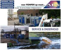 APS Pompen Verhuur - service -