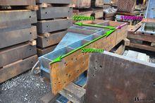 Clamping bracket 3060 x 420 mm