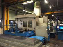 1990 Mazak Mega Turn A 12 mill