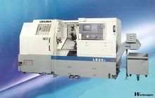 Used Okuma LB25II in