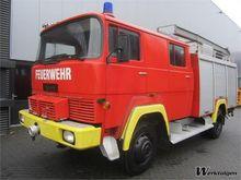 Used 1982 Magirus-De