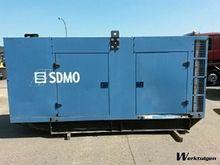 Used Sdmo JS 250 kVA